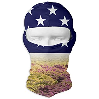 American Flag Balaclava - Windproof Ski Mask - Motorcycle Full Face UV Protection Mask New9