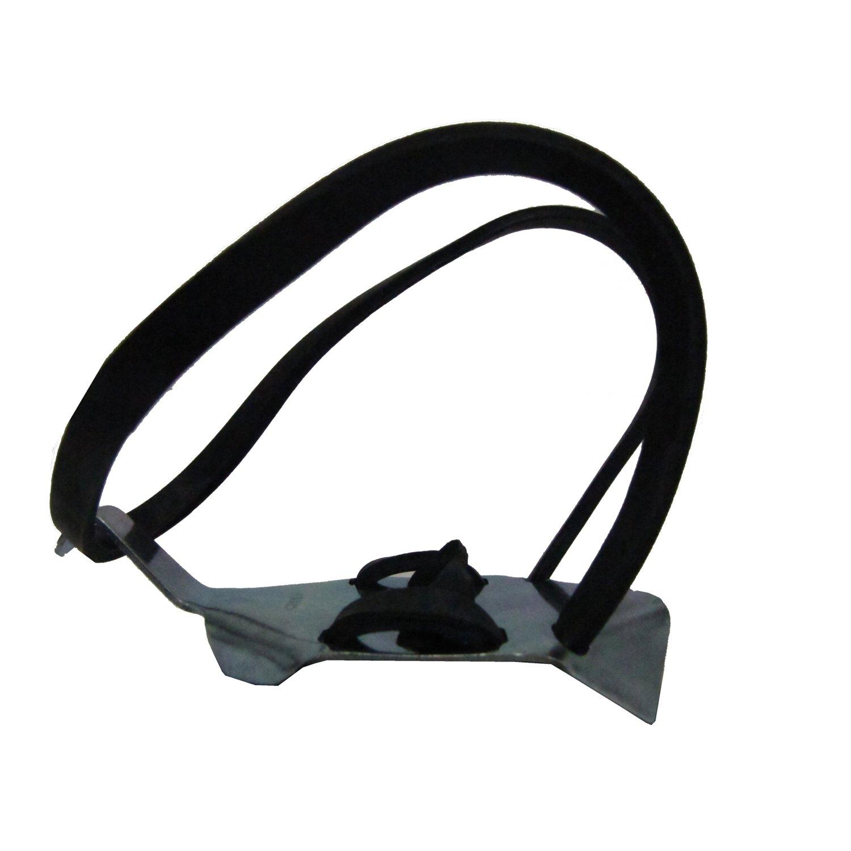 HT Enterprises Neoprene Strap/Quick Clip Ice Cleat, Black ICN-10