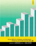 Using SPSS for Windows and Macintosh (7th Edition)