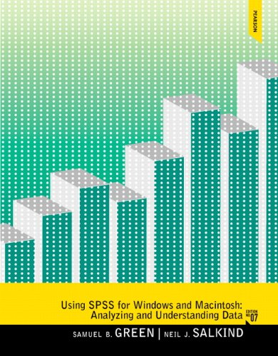 Using Spss For Windows+Macintosh