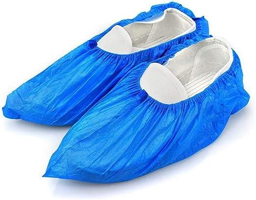 Pack Couvre-chaussures jetables imperm/éables durables et utiles Ogquaton 100PCS