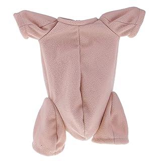 Baoblaze Rifornimento Rinato Corpo Panno Abiti Costumo Miniature Accessori per Bambola - 18 pollici