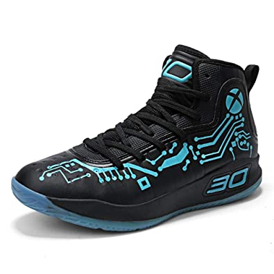 IDNG Chaussures Basket Chaussures De Basketball Montantes