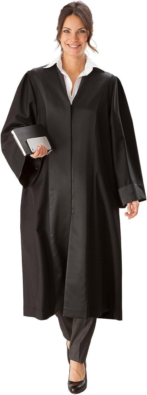 La Robe – Negra Derecho anwalts de/Abogado Perchero para Mujer ...
