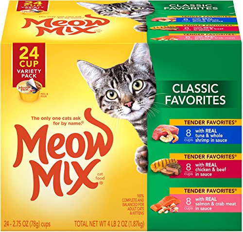 meow mix chicken and beef - 9