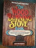 The Wood-Burning Stove Book, Geri Harrington, 0020805802
