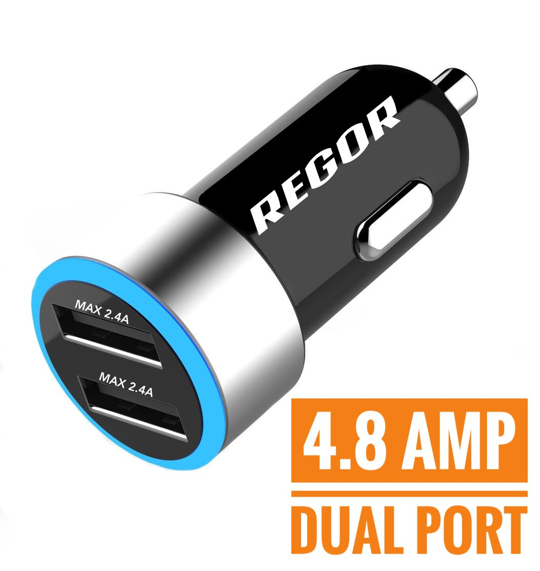 Regor Hi-Speed Car Charger