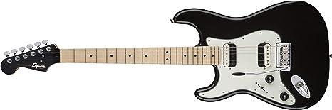 Squier Contemporary Stratocaster HH LH Black Metallic - Guitarra ...