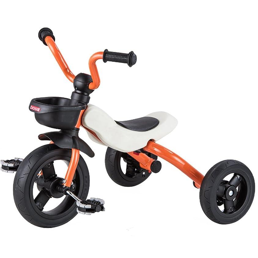 注入浴発掘するモデル 三輪車 かじとり ボヤージュ Smart Trike voyage【日本正規品】 (ブルー)