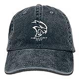 Dodge Hellcat SRT Unisex Baseball Cap Trucker Hat Adult Cowboy Hat Hip Hop Snapback