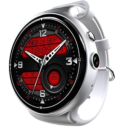 Amazon.com : SanQing Smart Watch 4G Bluetooth WiFi Heart ...