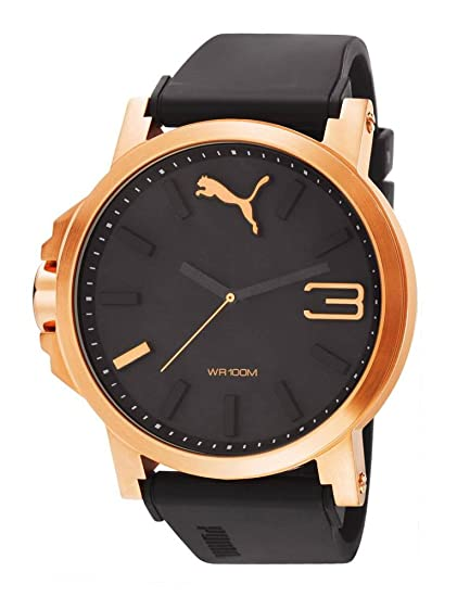 ad657378721 Buy PU102941005 Puma Wristwatch Online at Low Prices in India - Amazon.in