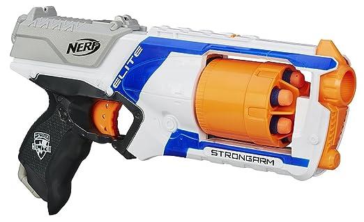 374 opinioni per Nerf- Strongarm Arma con 6 Dardi