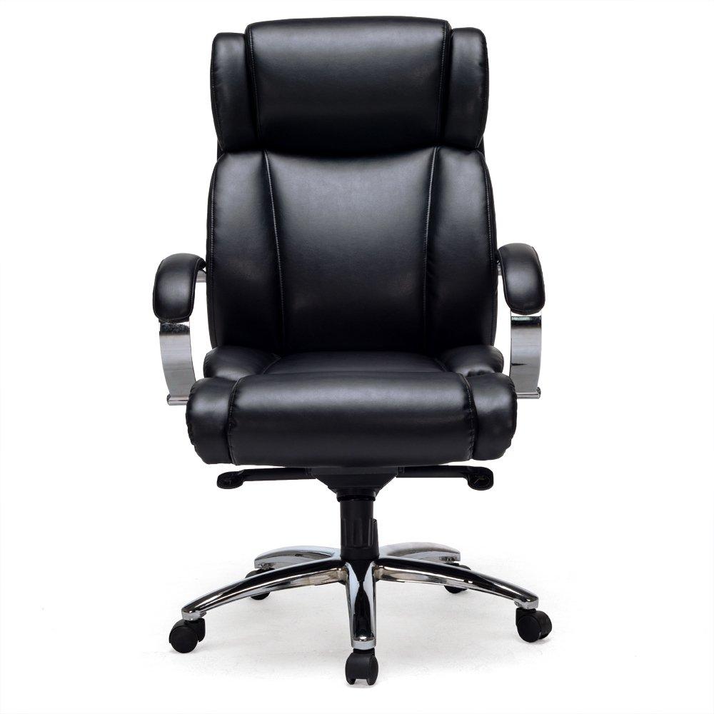 Viva Office Office Chair Hot Ergonomic Bonded Leather Office High Back Fully .. 14