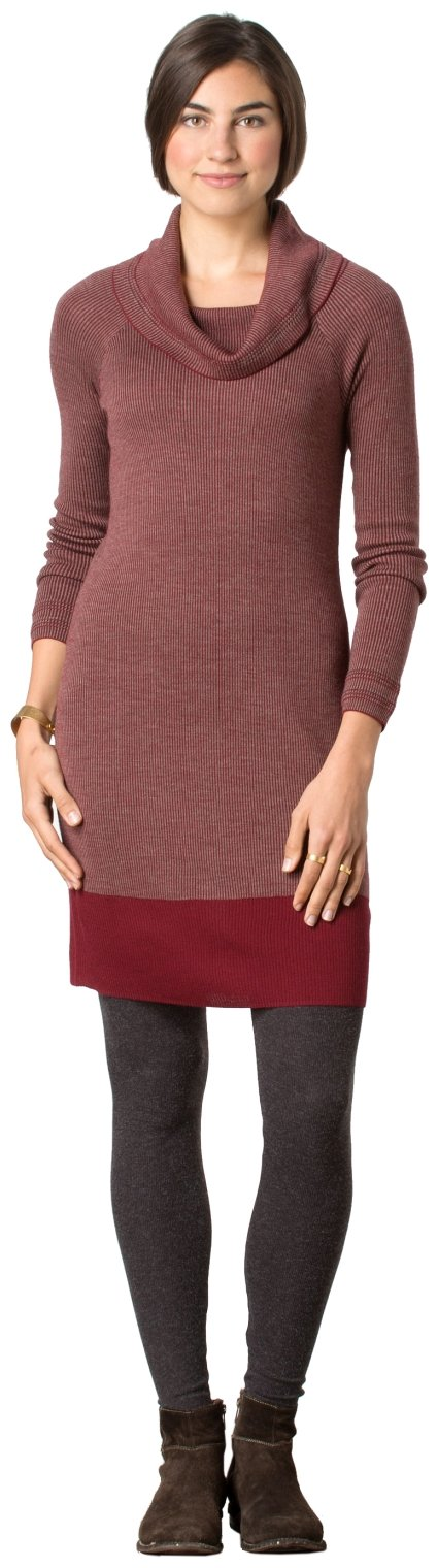 Toad&Co Uptown Sweaterdress - Women's House Red Small