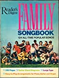 img - for Reader's Digest FAMILY SONGBOOK 124 ALL-TIME POPULAR SONGS (Piano, Vocal, Guitar,Organ) book / textbook / text book