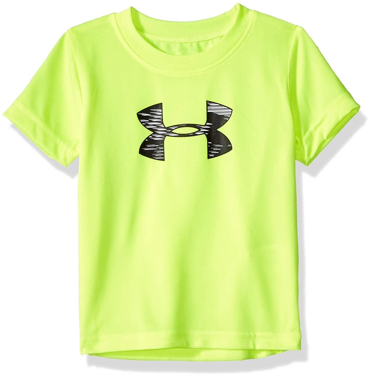 Under Armour Boys Tech Big Logo Short Sleeve T-Shirt