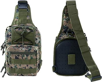 SHIYUPING Sling Backpack Sling Pack Bag Mochila al Aire Libre ...