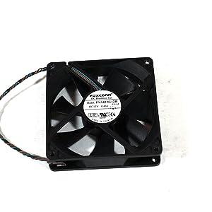Genuine HP Compaq 8000 Elite Computer Cooling Case Fan N/A DC12V 0.40A PVA092G12H