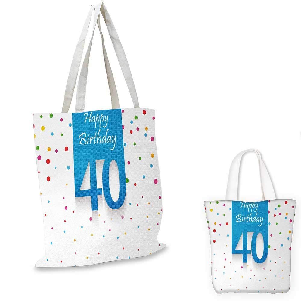 40歳の誕生日 喜びの機会に ホームメイド サプライズ ケーキ キャンドルスティック バルーン カラフル 星 マルチカラー 14