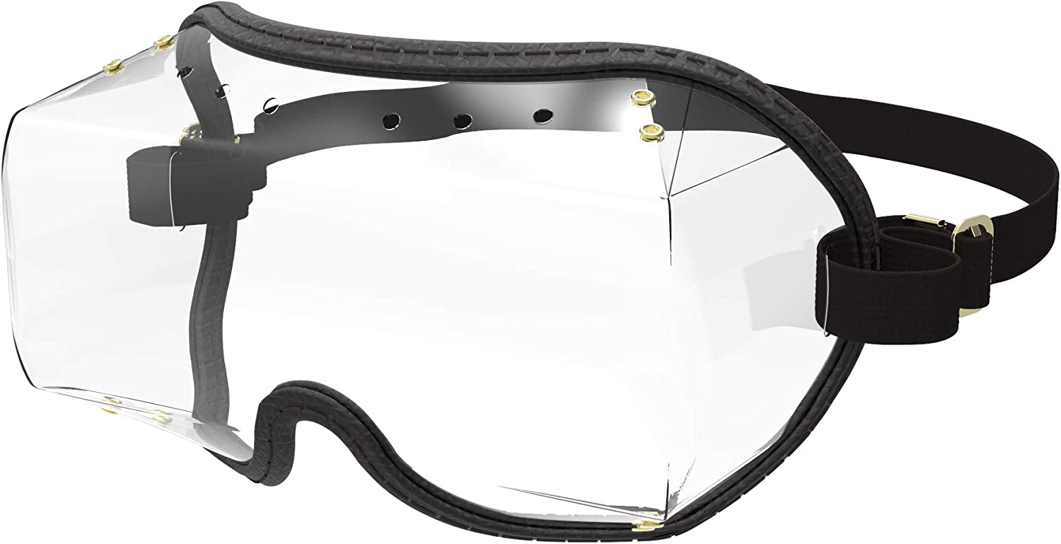 Kroop's VFR Goggles - OTG Goggles to fit Over Glasses. Made in USA.