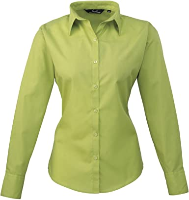 Premier Workwear PR300 Mujer Negocio Hospitalidad Barwear ...