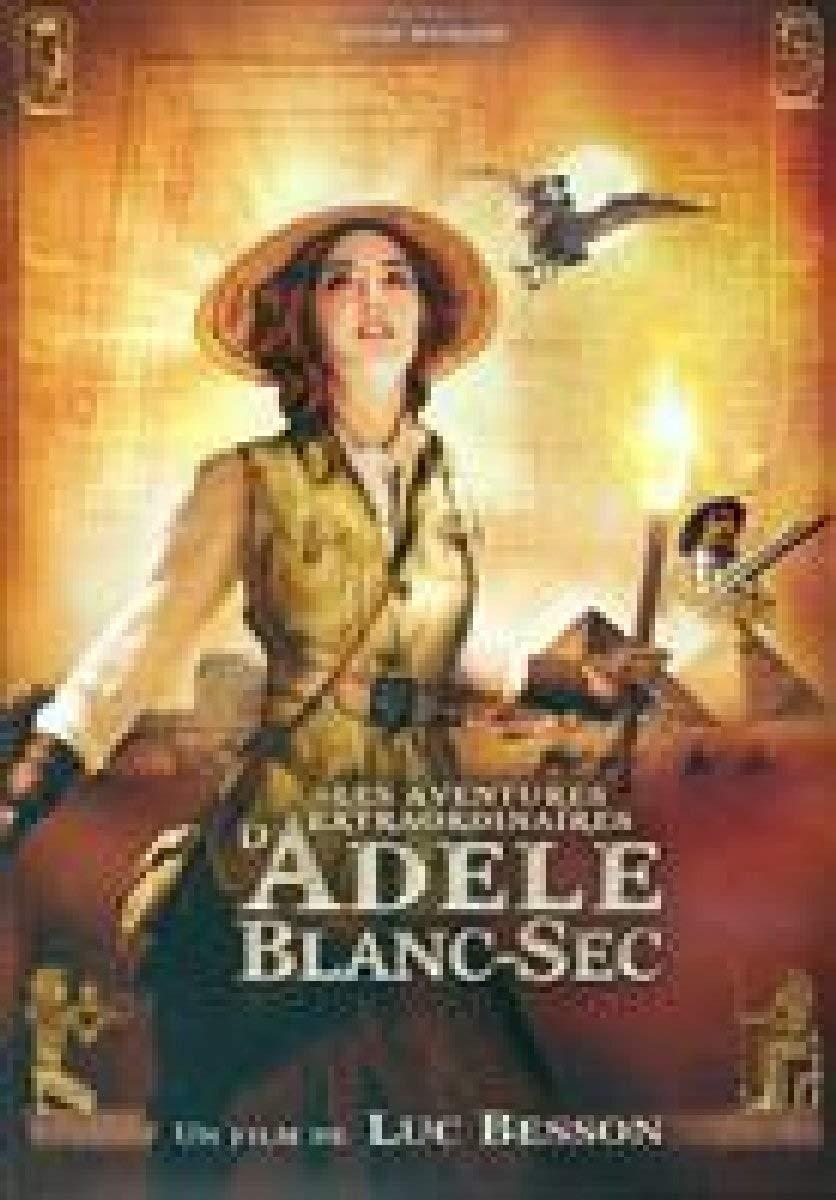 Les Aventures extraordinaires d'Adèle Blanc-Sec [Francia] [DVD]