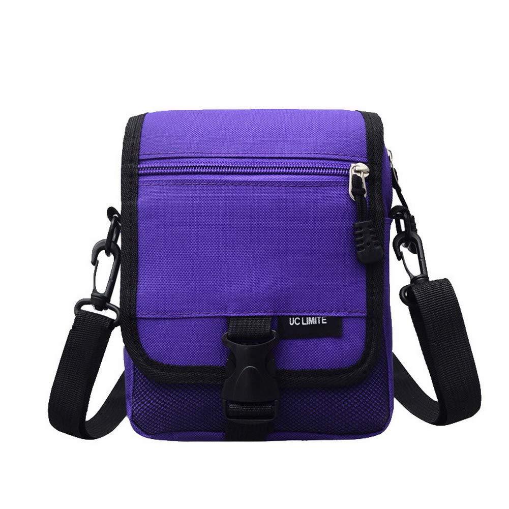 AgooLar Womens Bags Casual Nylon Crossbody Bags,GMDBA217517