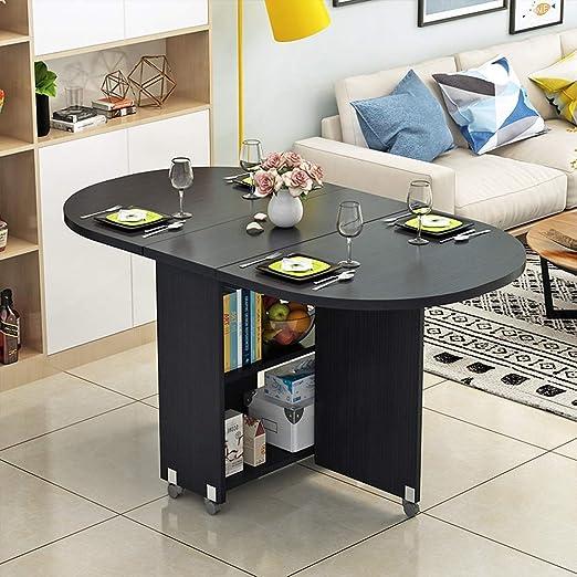 Plegable Comedor Moderna Simple Apartamento Pequeño Mesa Plegable ...