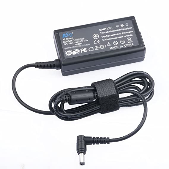 Review KFD AC Power Adapter