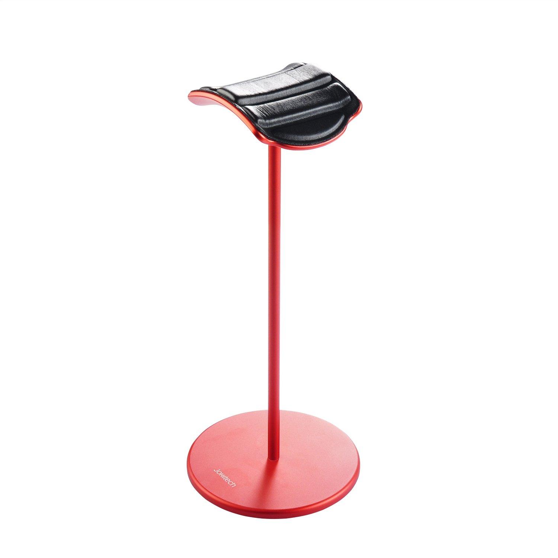 Supporto per cuffie in pelle alluminio - Accessorio per cuffie Jokitech  Matel Matte compatibile con logitech Razer Shure Gaming DJ Auricolari per  display ... 3e4b9dcf7314