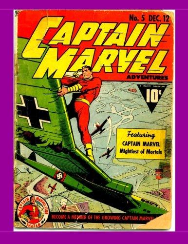 Download Captain Marvel Adventures #5 PDF ePub fb2 ebook