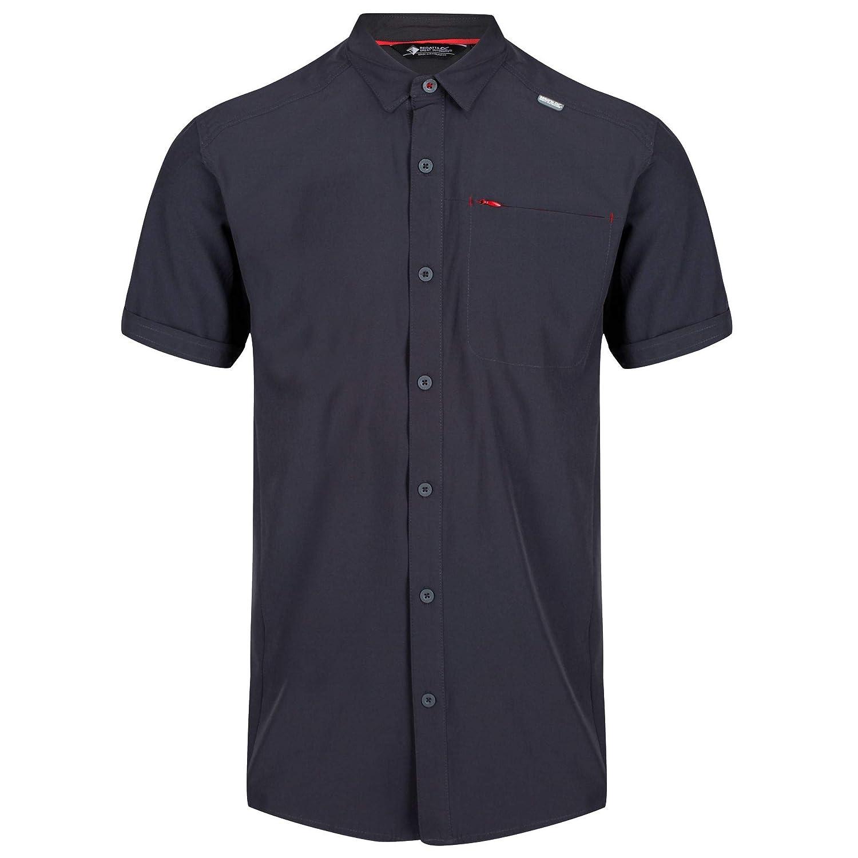 Regatta Great Outdoors Mens Kioga Technical Short Sleeve Shirt