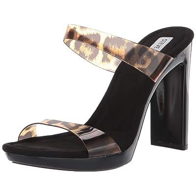 Steve Madden Women's Glassy Heeled Sandal   Heeled Sandals