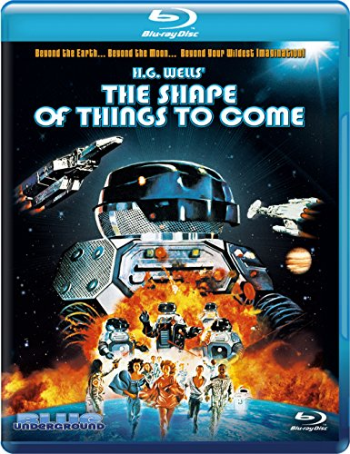 The Shape of Things to Come [Blu-ray]