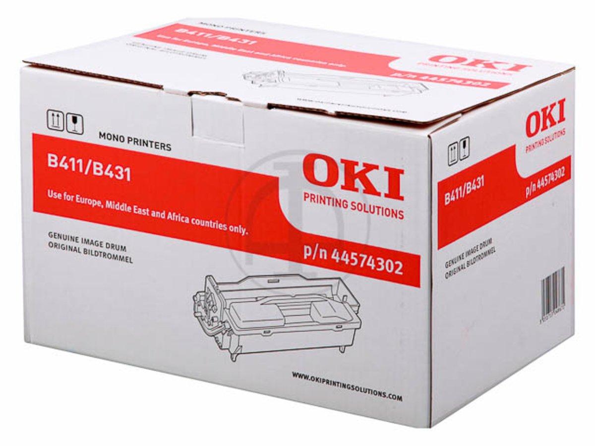 OKI Original - OKI B 412 DN (44574302) - imagen de tambor ...