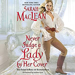 Never Judge a Lady by Her Cover Audiobook