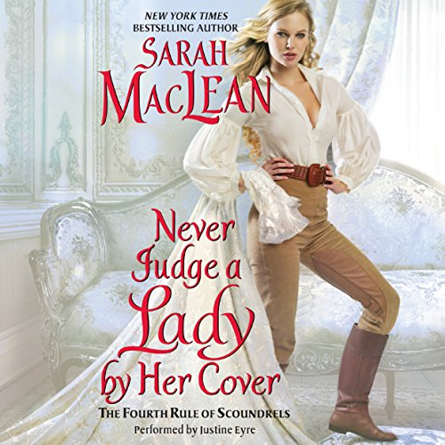Never Judge a Lady by Her Cover: The Fourth Rule of Scoundrels Audiobook [Free Download by Trial] thumbnail