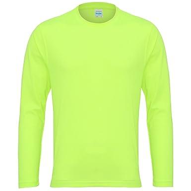 da Tecnologia Lunga Shirt Traspirante e T Uomo itAbbigliamento accessori Cool Sport Manica RunninggymdeporteAmazon Neoterictm Cool tsQrCxhd