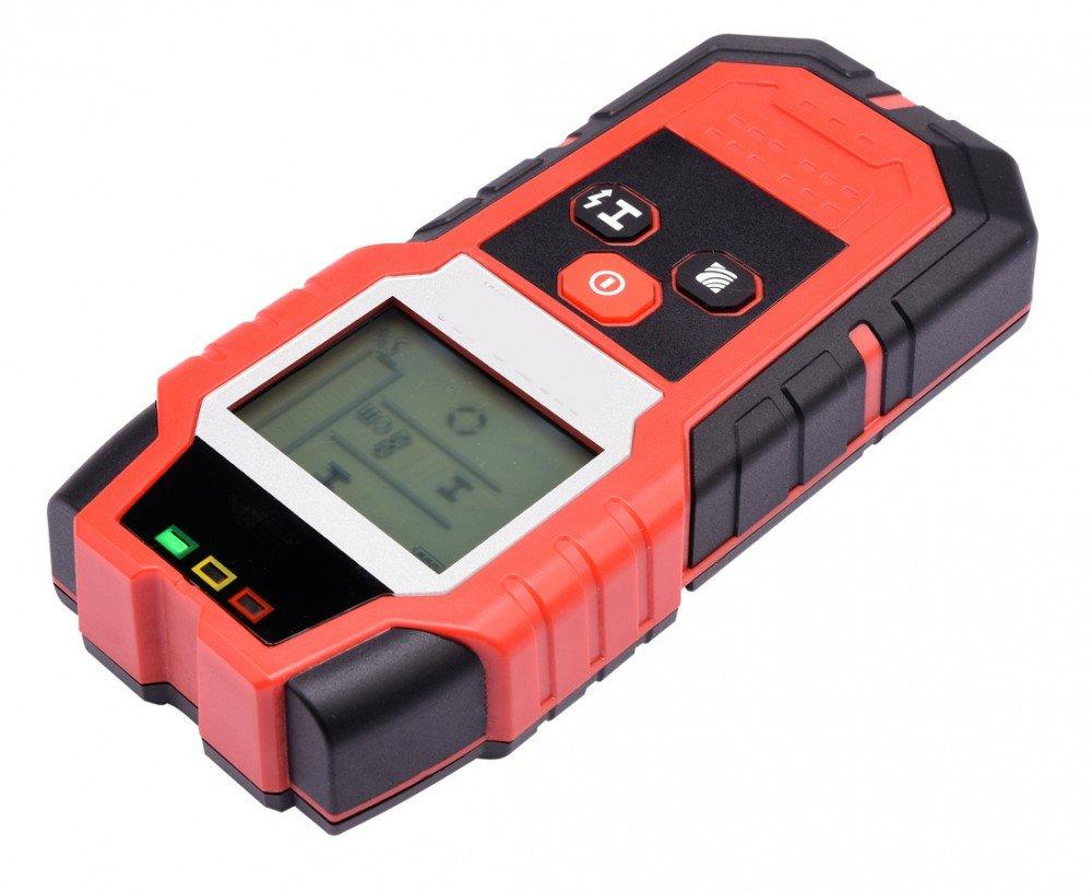 Digitales ortungsgerät detektor für metall holz und strom leitungen