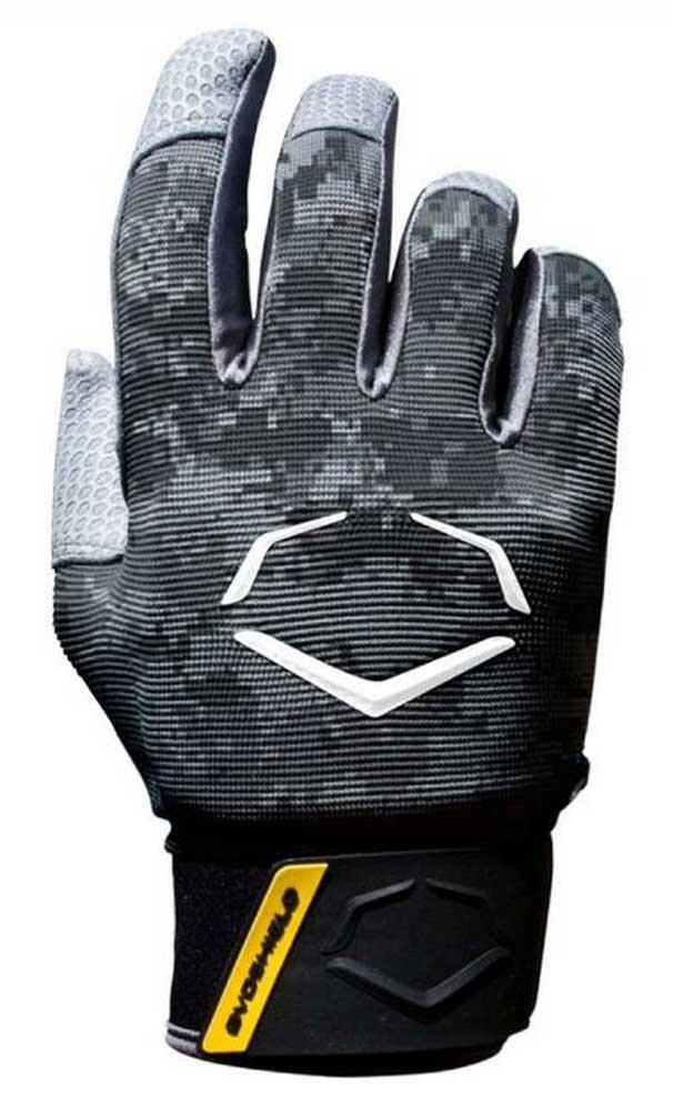 Evoshield Prostyleバッティング手袋、サイズL B00PE769MM