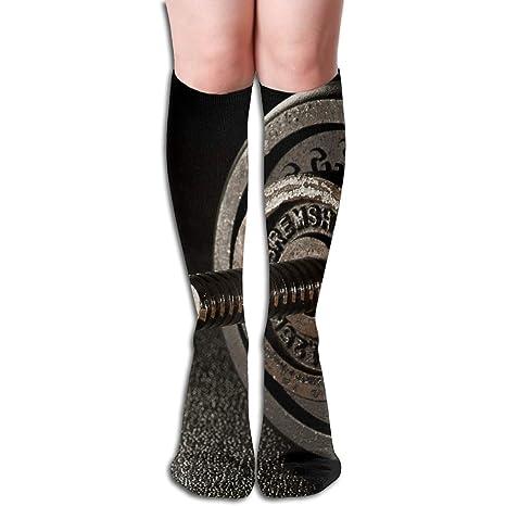 00dbde1699 Amazon.com : Agilitynoun Women's Socks Knee High Thigh Long Stocking ...