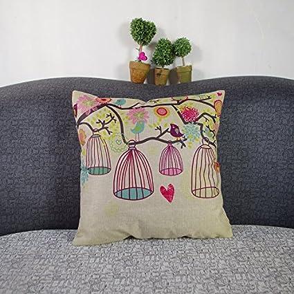 YONG Arte vintage, funda de almohada IKEA abrazo ...