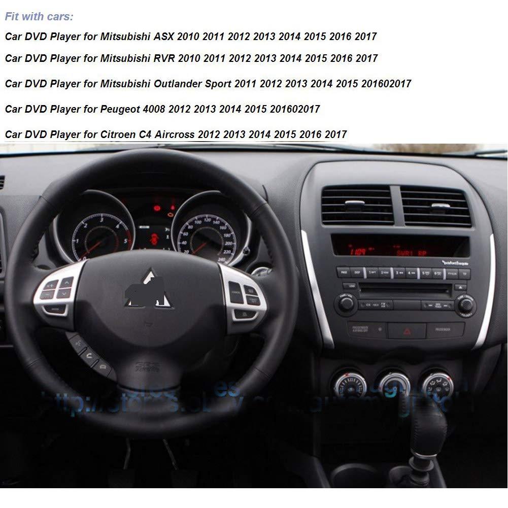 Autosion Android 9 1 Car DVD Player Radio Head Unit GPS
