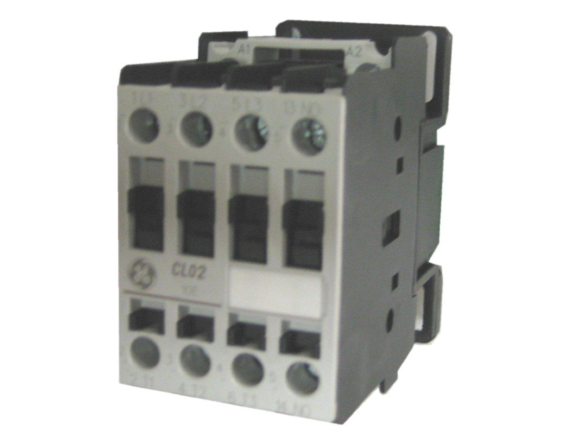 Cl02a310ts Ge Contactor 75hp480 240v Motor Contactors Amazon Industrial Thql1120afp2 Arc Fault Circuit Breaker At Scientific