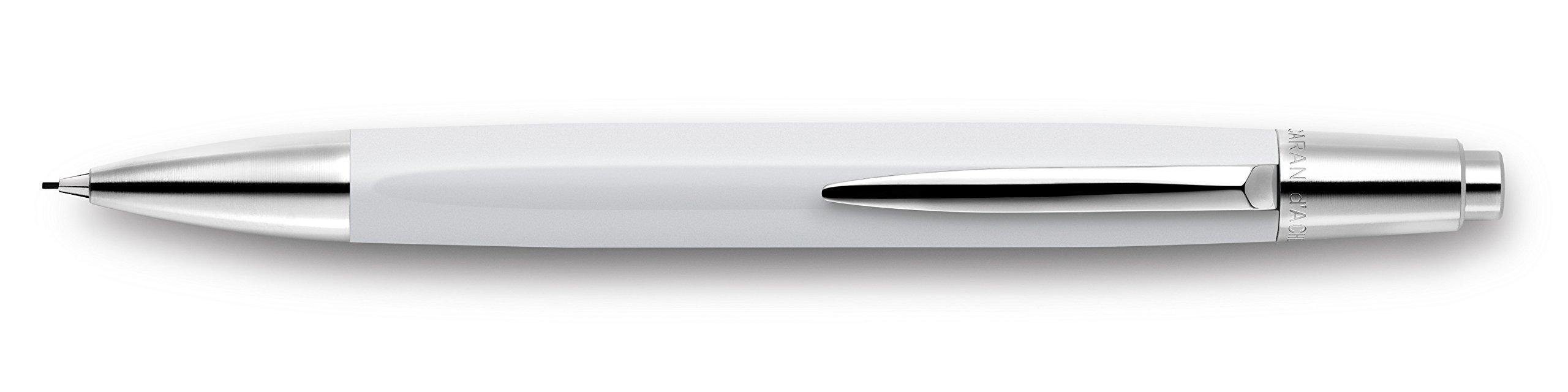 Caran D'ache Alchemix Mechanical Pencil - White (4860.001) by Caran d'Ache (Image #1)