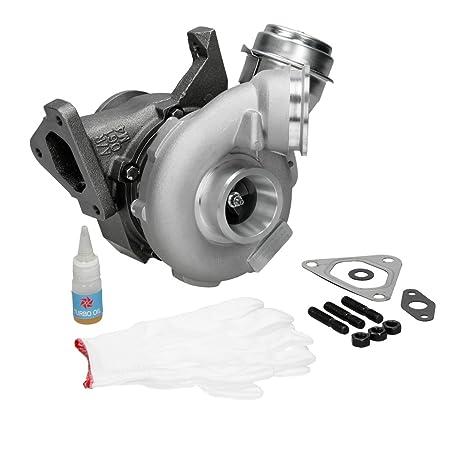 Turbocompresor gases Incluye caja de bajo presión Turbocompresor