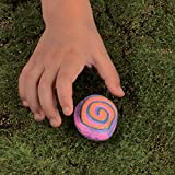 Creativity for Kids Glow In The Dark Rock Painting