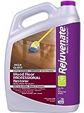 Rejuvenate Professional Wood Floor Restorer High Gloss Non-Toxic Easy Mop On Application 1 gallon