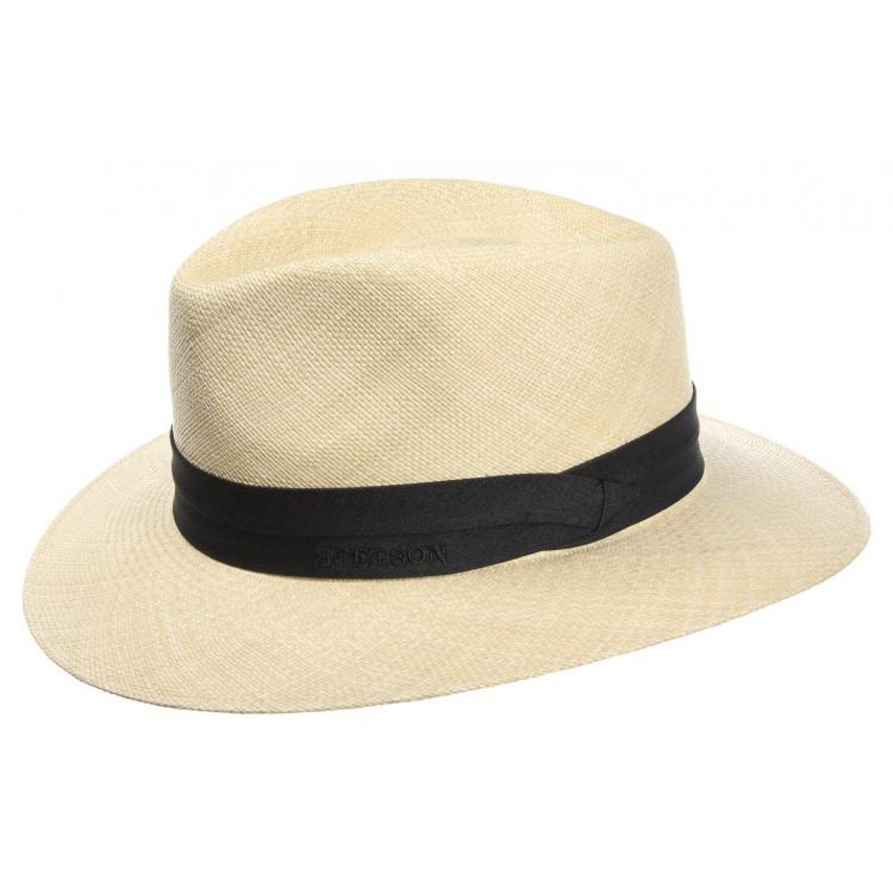 Stetson Sombrero Panamá Jefferson Hombre - Made in Ecuador ...